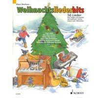 Weihnachtsliederhits | 50 Lieder zum Singen + Spielen