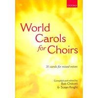 World carols for choirs