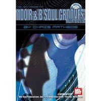 100 R + B Soul grooves for bass