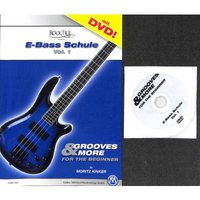 E-Bass Schule Grooves & More