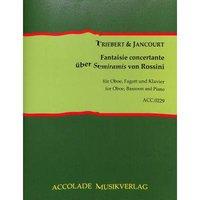 Fantaisie concertante über Semiramis von Rossini