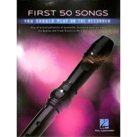 First 50 songs you should play on the recorder