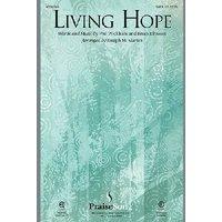Living Hope (arr. Joseph M. Martin) - Keyboard String Reduction