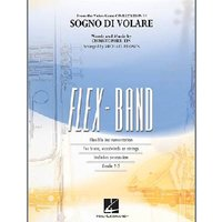 Sogno di Volare (from Civilization VI) (arr. Michael Brown) - Pt.4 - Bb Tenor Sax/Bar. T.C.