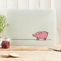 Pig Glass Worktop Saver