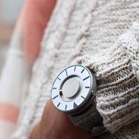 Bradley Compass Graphite Watch