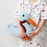 Duck Soft Toy Personalised And Handmade