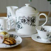 Fine Bone China Teapot