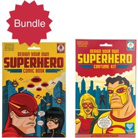 Superhero Activity Bundle