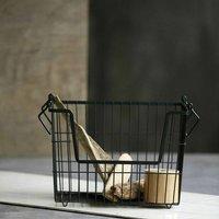 Black Taw Basket
