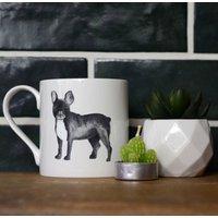 French Bulldog Fine Bone China Mug