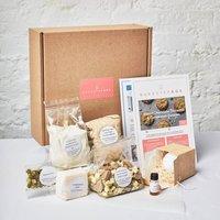 Blond Choc, Pistachio + Cardamom Cookies Baking Kit