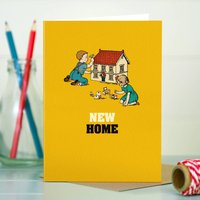 New Home Card 'New Little Home'