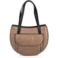 The Barbara Half Moon Mini Bag
