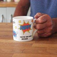 Personalised Hero Mug