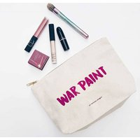 Make Up Bag War Paint
