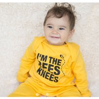 Im The Bees Knees Baby Grow / All In One