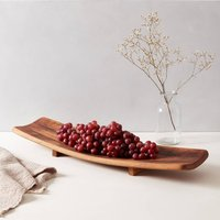 Reclaimed Oak Serving Platter Large