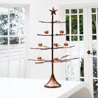 Metal Twig Christmas Tree