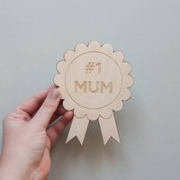 #One Mum Mother's Day Card