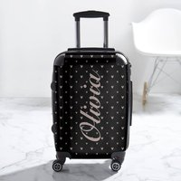 Personalised Heart Suitcase