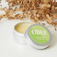 Cider Apple Flavour Lip Balm