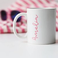 Personalised Name Mug Gift