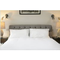 Plain Duvet Cover Super King