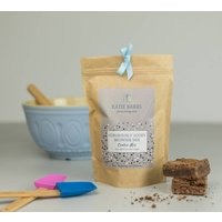 Bake At Home Chocolate Brownie Baking Mix Eco Pouch