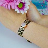 Flower Of Life Symbol Bracelet Gift