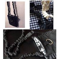Handmade Phone Holder Lanyard With Scrunchie Strap