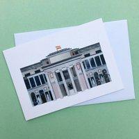 'Museo Del Prado, Madrid' Greetings Card