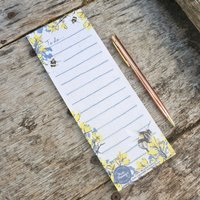 Bumble Bee Magnetic To Do List