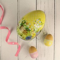 Traditional Easter Egg Gift Tin