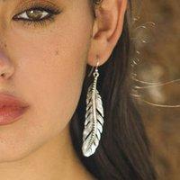 Freedom Feather Earrings