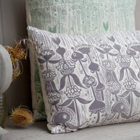 Phlomis Block Printed Cotton Cushions