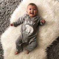 Baby Polar Bear Rompersuit