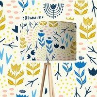 Desert Fleur Lampshade Kit - Multi