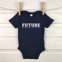 Future Scotland Captain Babygrow