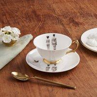 The Models Fine Bone China Teacup