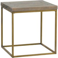 Hadley Nutmeg Square Coffee / Side Table