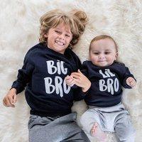 Big Bro Lil Bro / Big Sis Lil Sis Sweatshirt Set