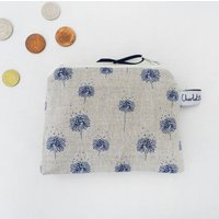 Dandelions Coin Purse
