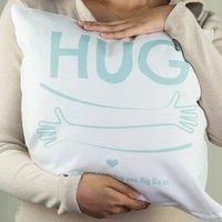 Send A Hug By Post Cushion
