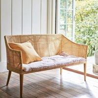 Polperro Woven Bench