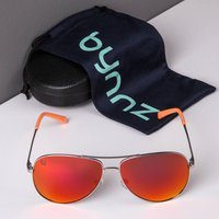 'Elba' Aviator Sunglasses