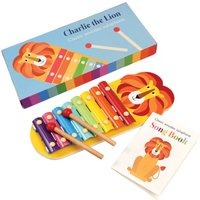 Toy Lion Xylophone