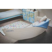 Childrens Personalised Boat Sofa