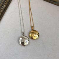 Loved Locket Necklace With Photo