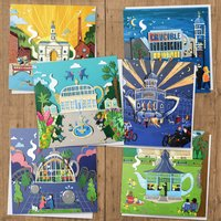 Sheffield Greeting Cards